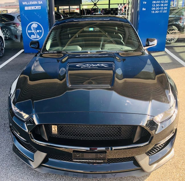 coupe Ford Mustang Shelby GT350
