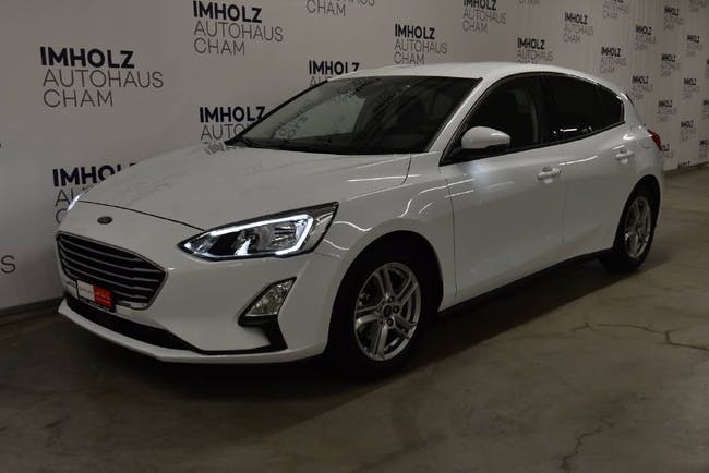 saloon Ford Focus 1.0i EcoB 125 PS Trend+