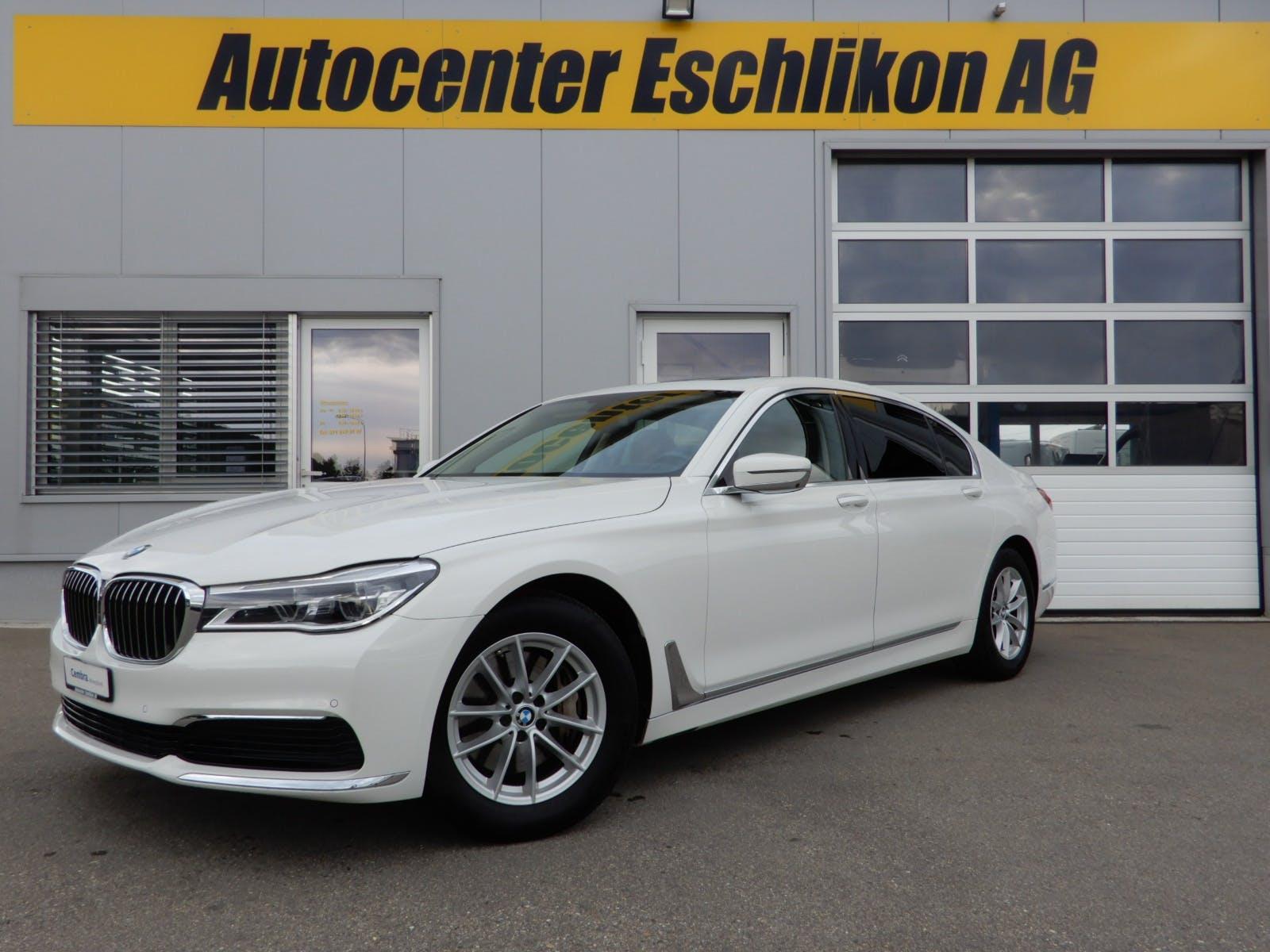 saloon BMW 7er Reihe G12 730Ld xDrive