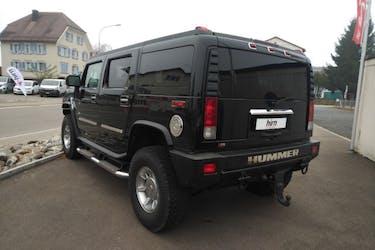 Hummer H2 6.0 Luxury 135'000 km CHF28'700 - buy on carforyou.ch - 3