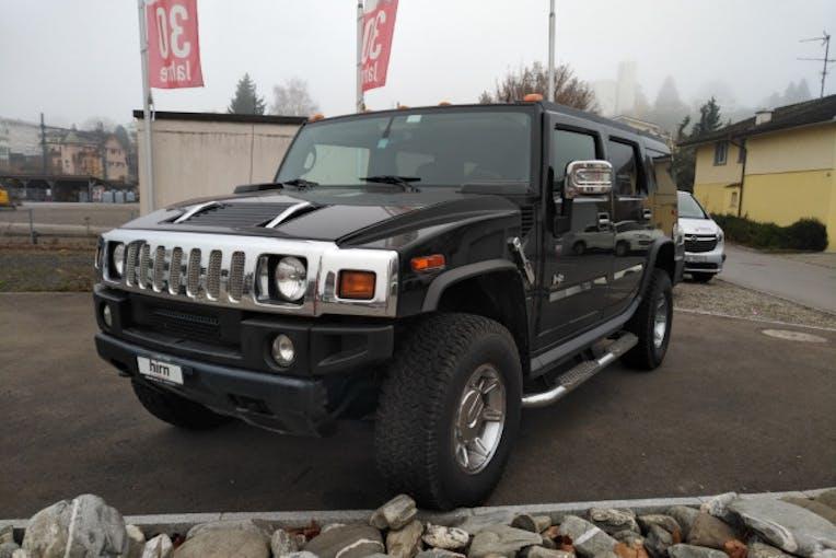 Hummer H2 6.0 Luxury 135'000 km CHF28'700 - buy on carforyou.ch - 1