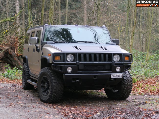 suv Hummer H2 6.0 Outdoor