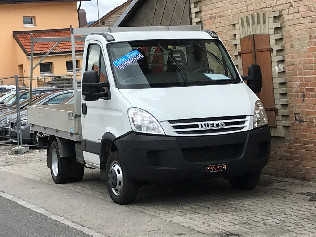 pickup Iveco Daily / Turbo Daily Daily 35 C 12 GCBA14A1B1