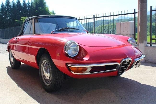 cabriolet Alfa Romeo Spider 1300