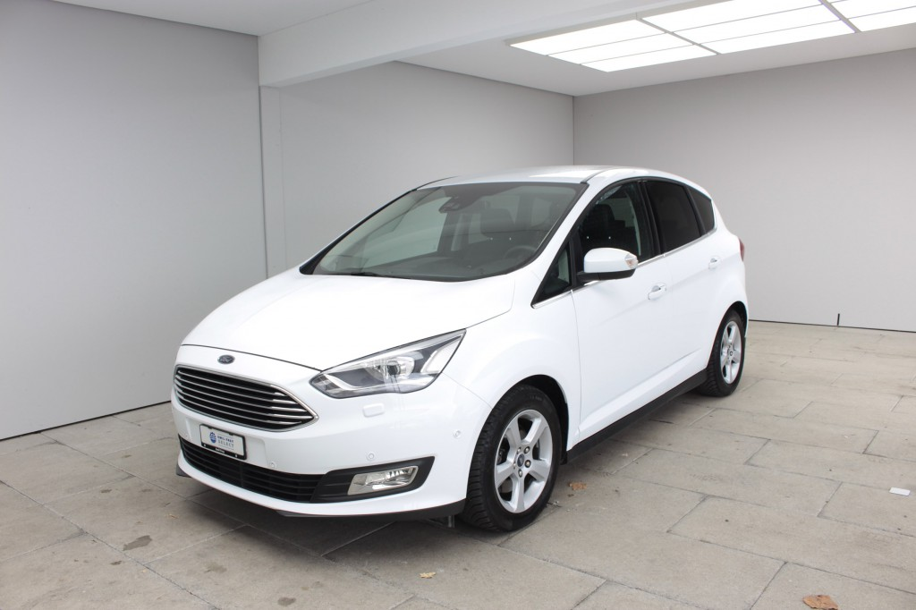Used Ford C-Max 2.0 TDCi