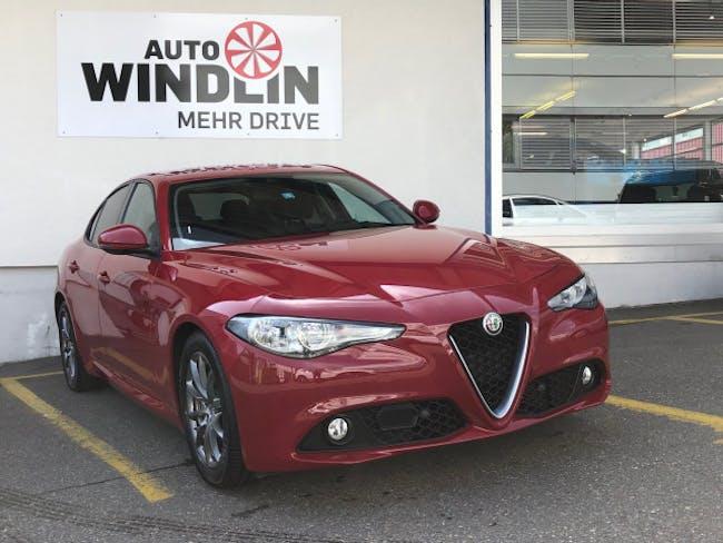 saloon Alfa Romeo Giulia 2.2 JTDM