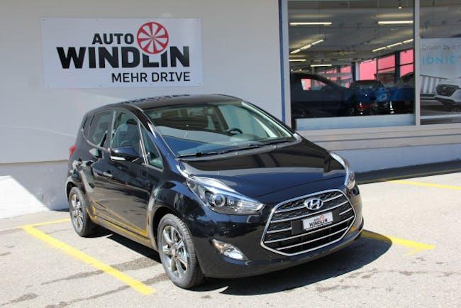 van Hyundai ix20 1.6 Amplia