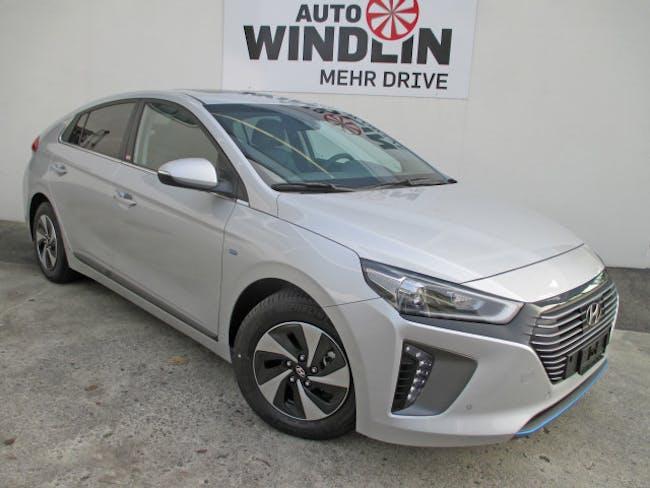 saloon Hyundai Ioniq 1.6 HEV Vertex