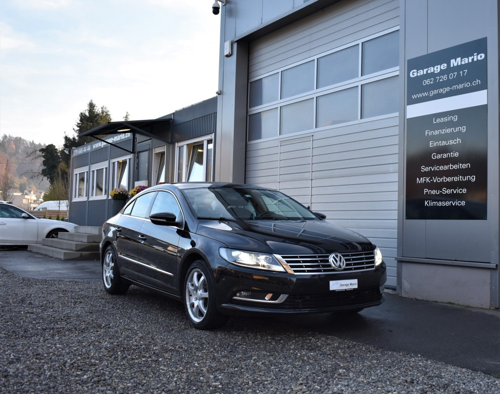 Limousine VW Passat CC 1.8 TSI DSG Kaufen Auf Carforyou.ch