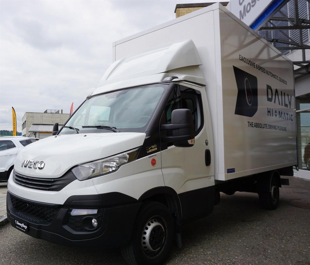 pickup Iveco Daily / Turbo Daily Daily 35 S 16 A8