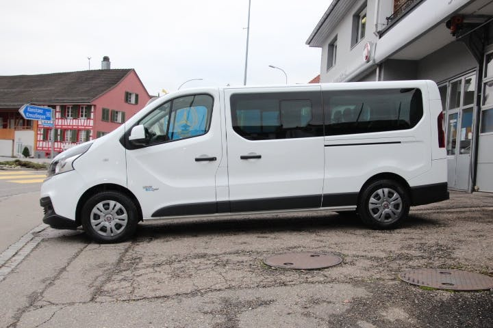 bus Fiat Talento 29 Kombi 3498 H1 v. 1.6 EJ 120 S