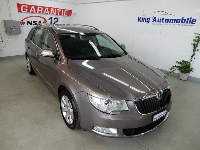estate Skoda Superb Combi 2.0 TDi Elegance 4x4 DSG