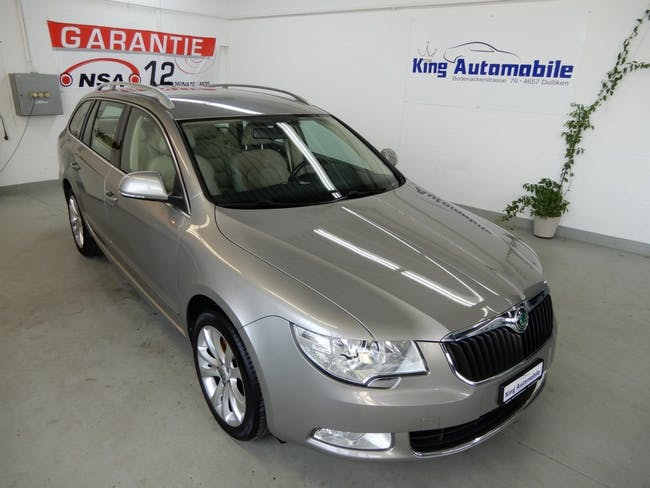 estate Skoda Superb Combi 1.8 TSI Elegance DSG
