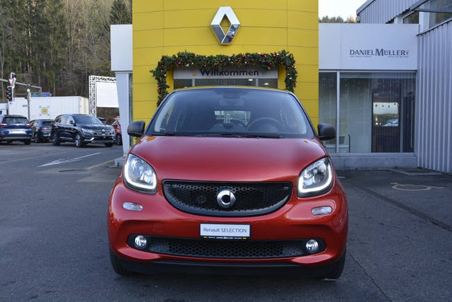 saloon Smart Forfour 0.9 Passion twinamic