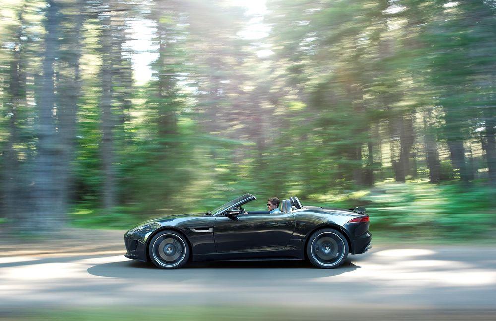 cabriolet Jaguar F-Type Convertible 3.0 V6 S/C