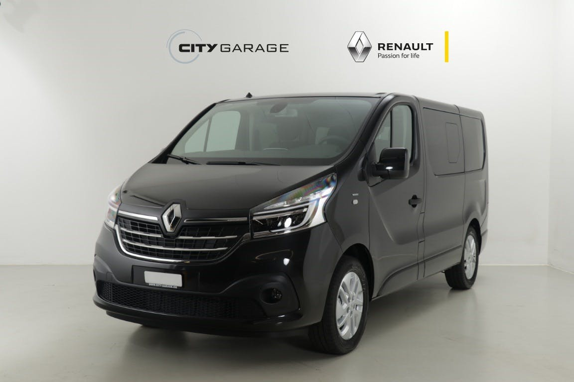 bus Renault Trafic Spaceclass 2.0 dCi Blue EDC