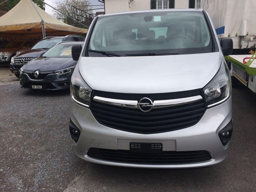 bus Opel Vivaro Kombi 2.7 t L2 H1 1.6 CDTI 125 BiT S/S Life