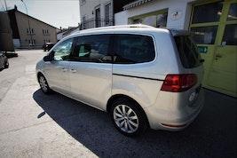 VW Sharan 2.0 TDI BlueMTA Highl. DSG 141'000 km 18'800 CHF - acquistare su carforyou.ch - 2