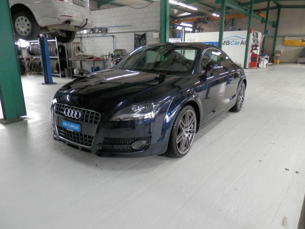 coupe Audi TT Coupé 2.0 TFSI Style