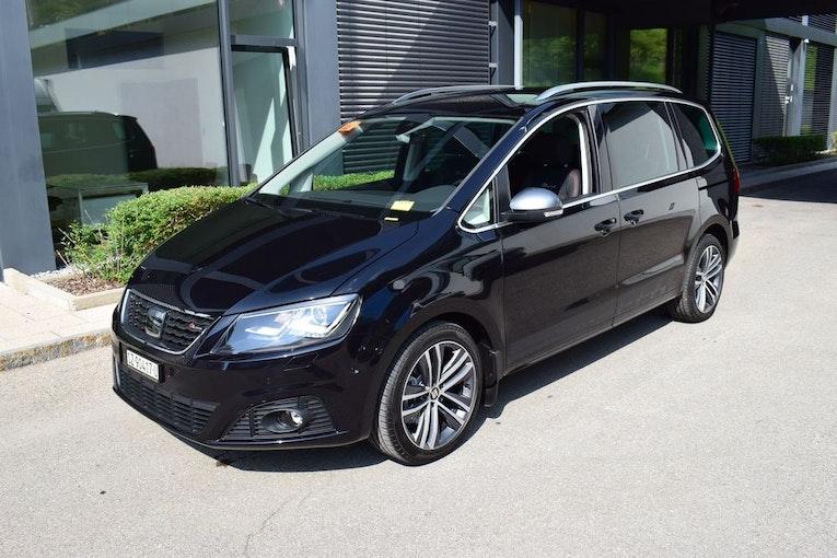 SEAT Alhambra 2.0 TDI SWISS FR DSG 1 km 42'600 CHF - buy on carforyou.ch - 1