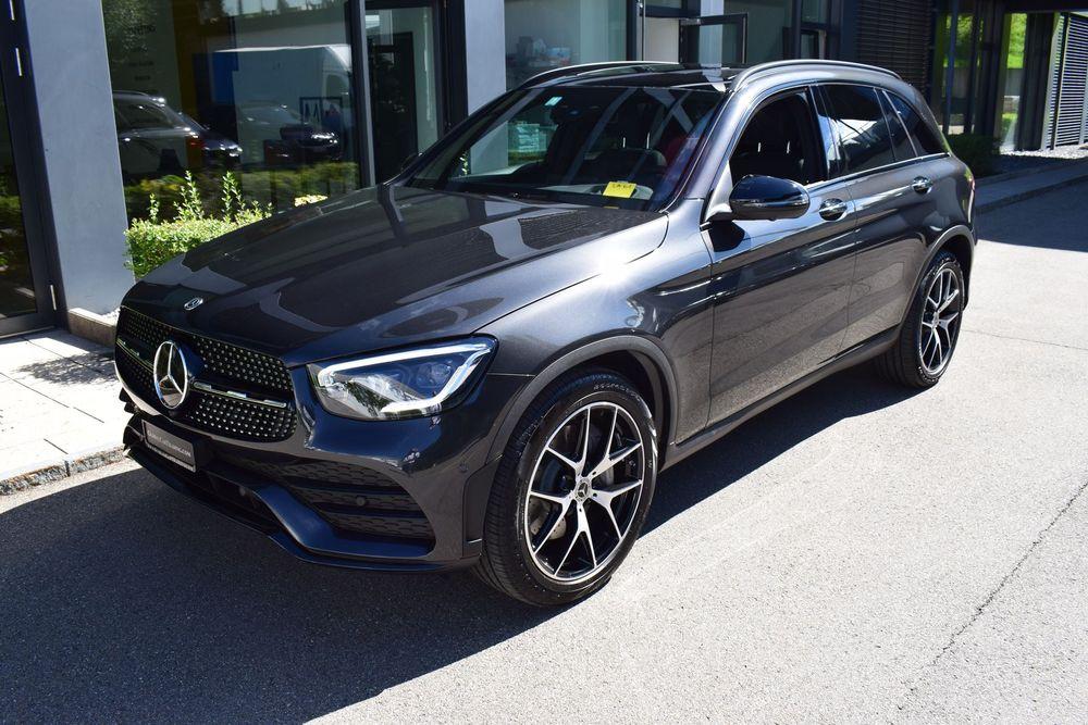 Neuwagen SUV Mercedes-Benz GLC-Klasse GLC 200 AMG Line 4Matic 9G-Tronic 1 km für 69800 CHF ...