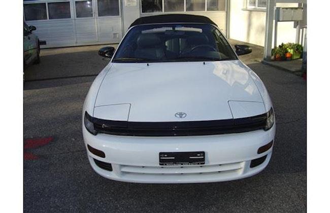 cabriolet Toyota Celica 2000 GTi Cabrio