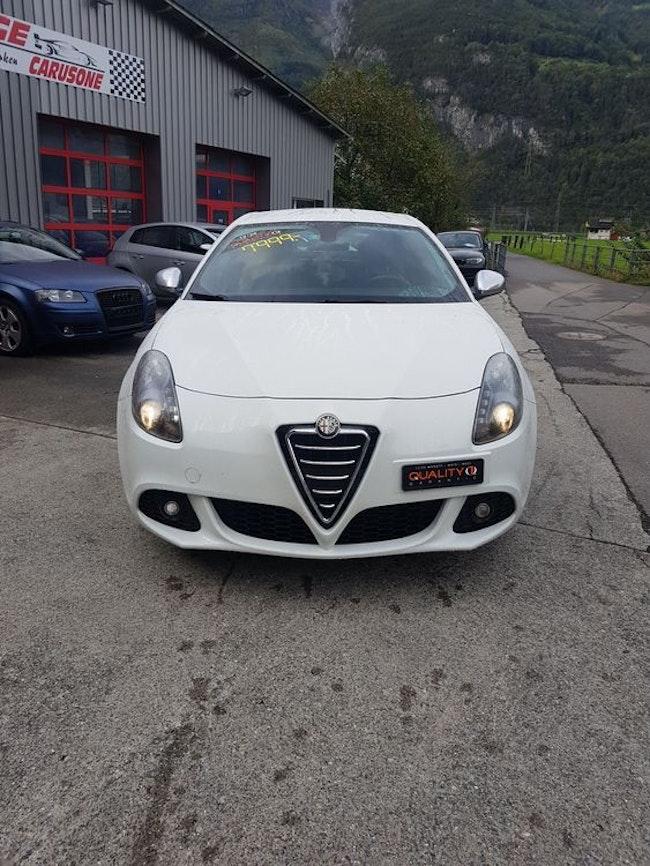 saloon Alfa Romeo Giulietta 1.4 TB MA 170 Distinctive