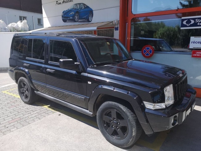 suv Jeep Commander 3.0 V6 CRD DPF Limited