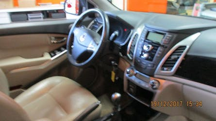 SsangYong Korando 2.0 e-XDI Sixty Edition 4WD 55'000 km CHF12'300 - acheter sur carforyou.ch - 2