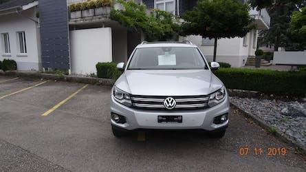 VW Tiguan 2.0 TDI BMT Track & Field 89'000 km CHF15'800 - acheter sur carforyou.ch - 2