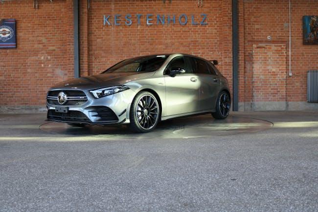 saloon Mercedes-Benz A-Klasse A 35 AMG 4Matic
