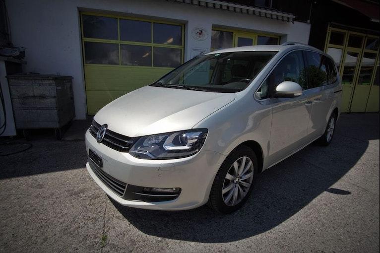 VW Sharan 2.0 TDI BlueMTA Highl. DSG 141'000 km 18'800 CHF - acquistare su carforyou.ch - 1
