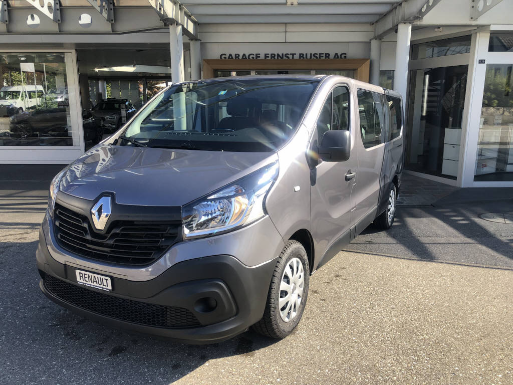 bus Renault Trafic Grand Pass.1.6 dCi TT Zen