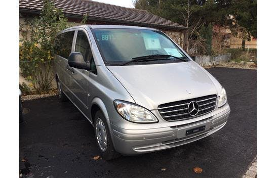 pickup Mercedes-Benz Vito 115 CDI L