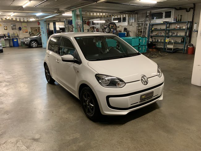 saloon VW Up 1.0 MPI 60 BMT High