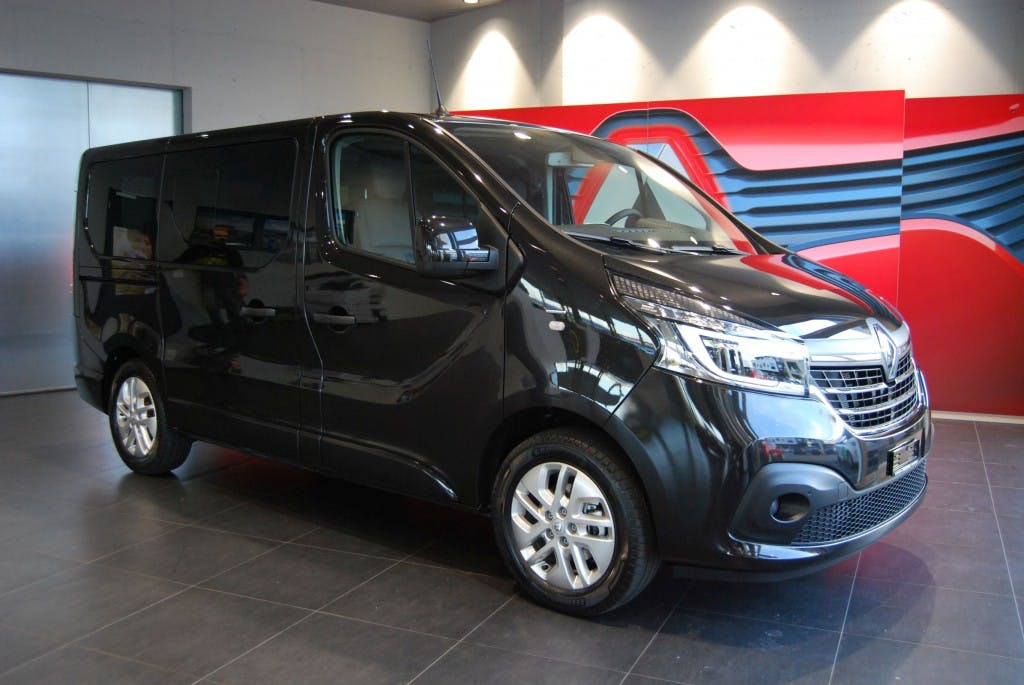 bus Renault Trafic Blue dCi 170 EDC Spaceclass Pack Escapade