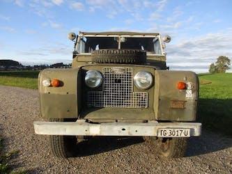 Land Rover Defender 88 88 Serie 2a Defender 100'000 km CHF8'900 - kaufen auf carforyou.ch - 2