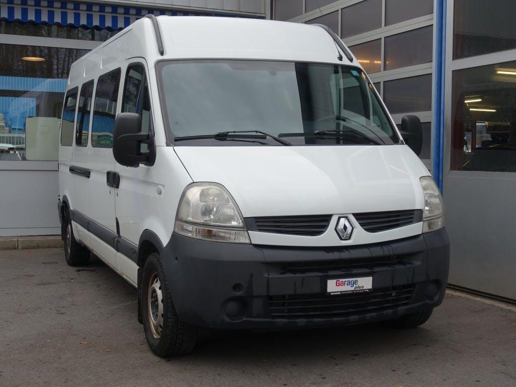bus Renault Master T39 2.5dCi L3H2