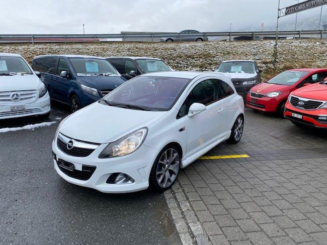 saloon Opel Corsa 1.6 Turbo OPC