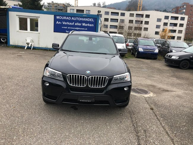 suv BMW X3 xDrive 35i Steptronic