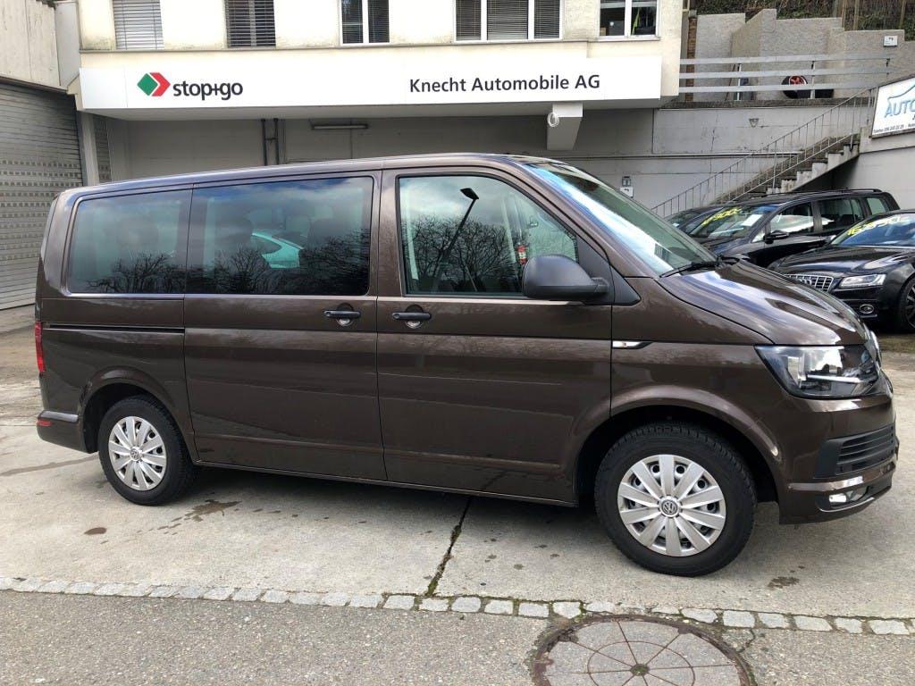 bus VW T6 Multivan 2.0 TDI Trendline DSG