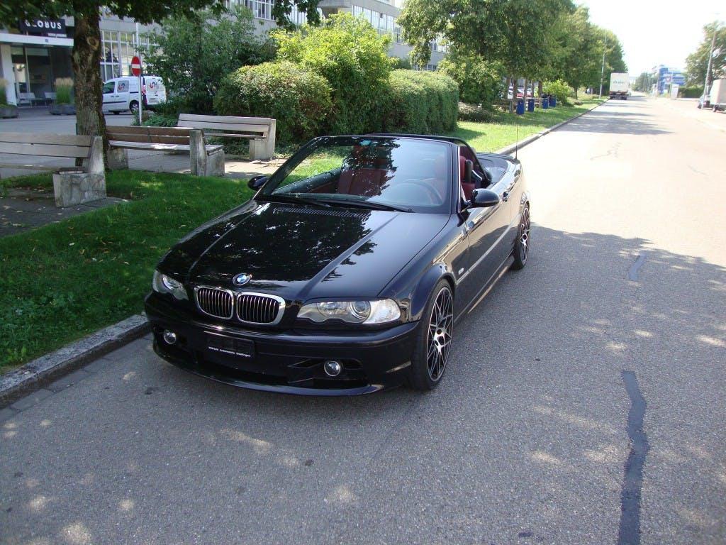 cabriolet BMW 3er 330Ci Cabriolet