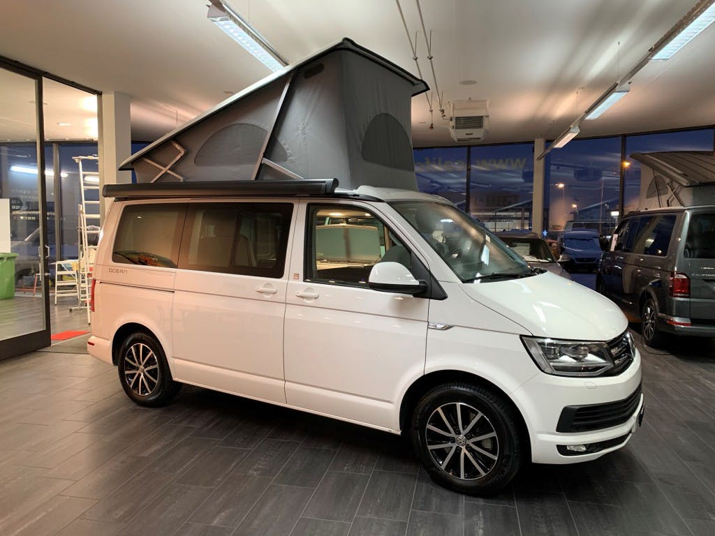 bus VW T6 California 2.0 Bi-TDI Ocean Liberty 4Motion