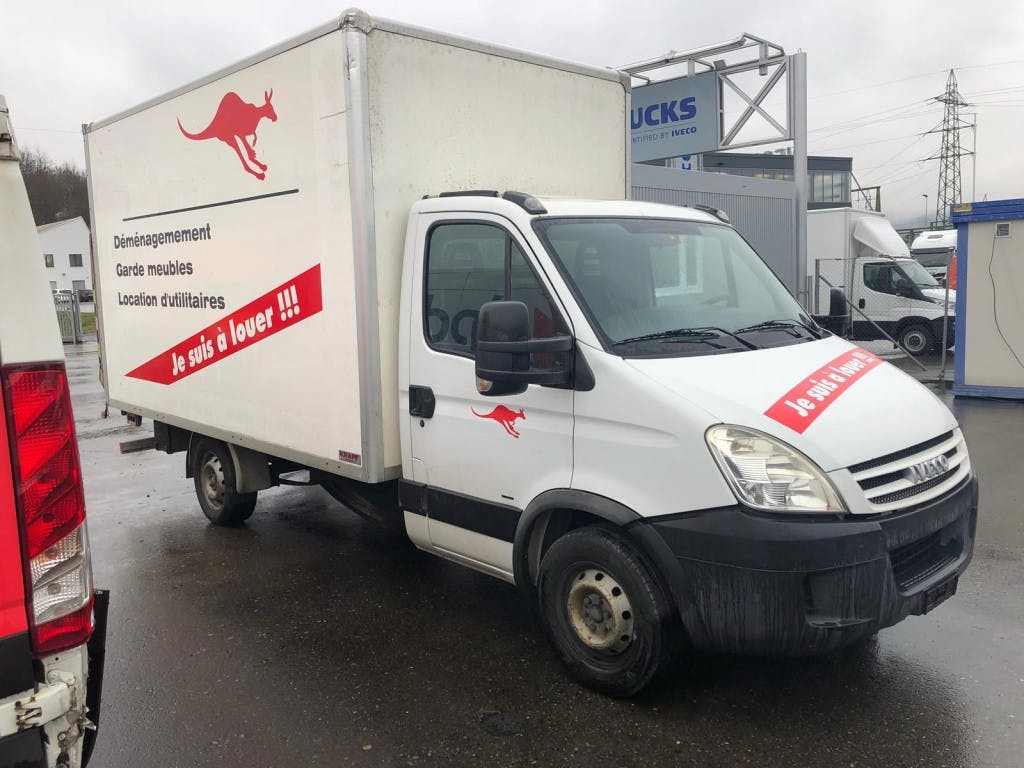 pickup Iveco Daily / Turbo Daily Daily 35 C 18 GCEA11B1B1