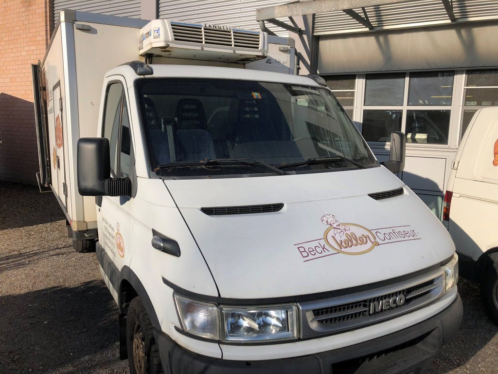 pickup Iveco Daily / Turbo Daily Daily City 35 S 14 AMRA11C1B1