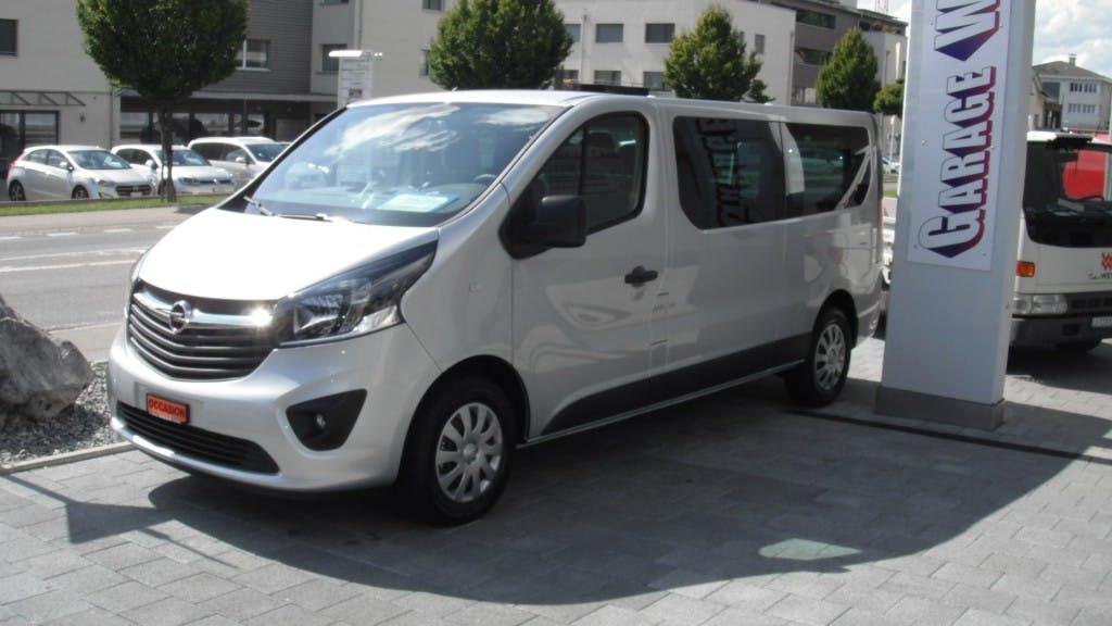 bus Opel Vivaro 1.6 CDTI Combi+ 2.9t L1H1