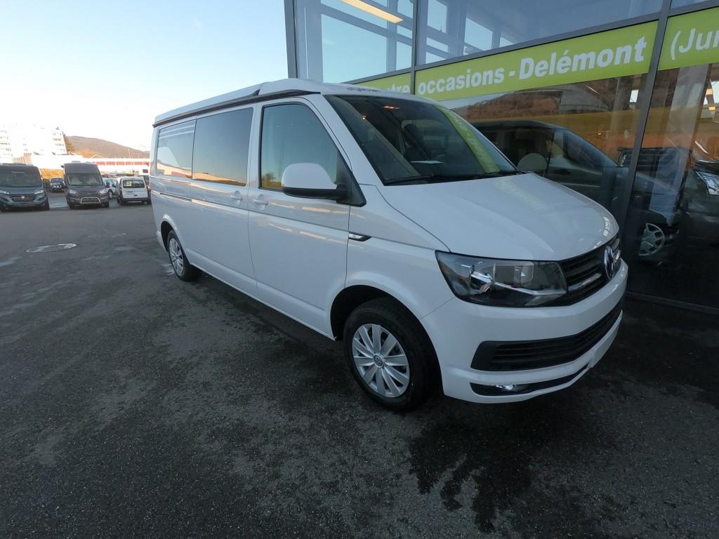bus VW T6 Stylevan Durban mit WC & warme Dusche