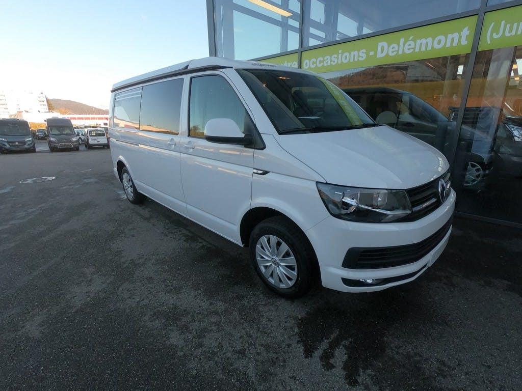 bus VW T6 Stylevan Durban mit WC & Dusche