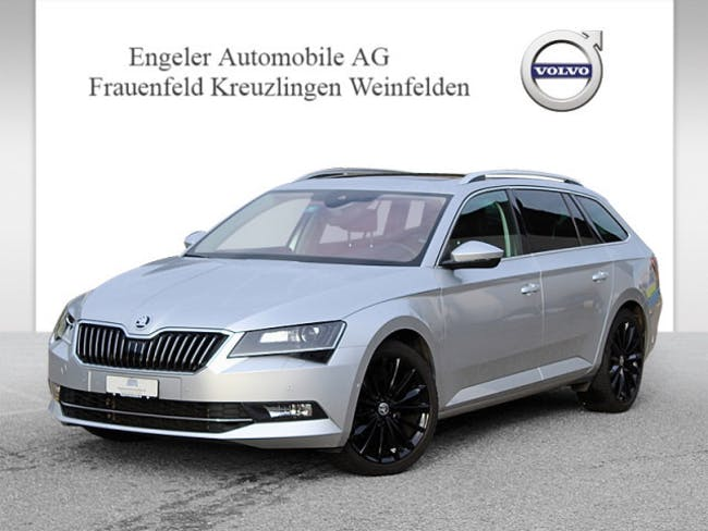 estate Skoda Superb 2.0 TDi Style 4x4
