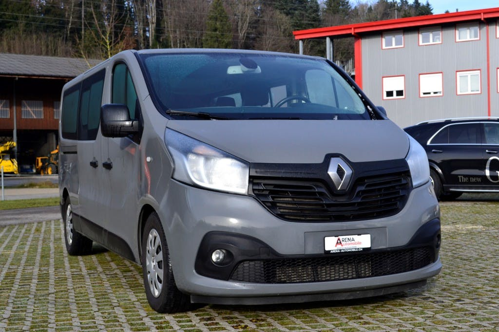 bus Renault Trafic ENERGY dCi 120 Grand Passenger Expression